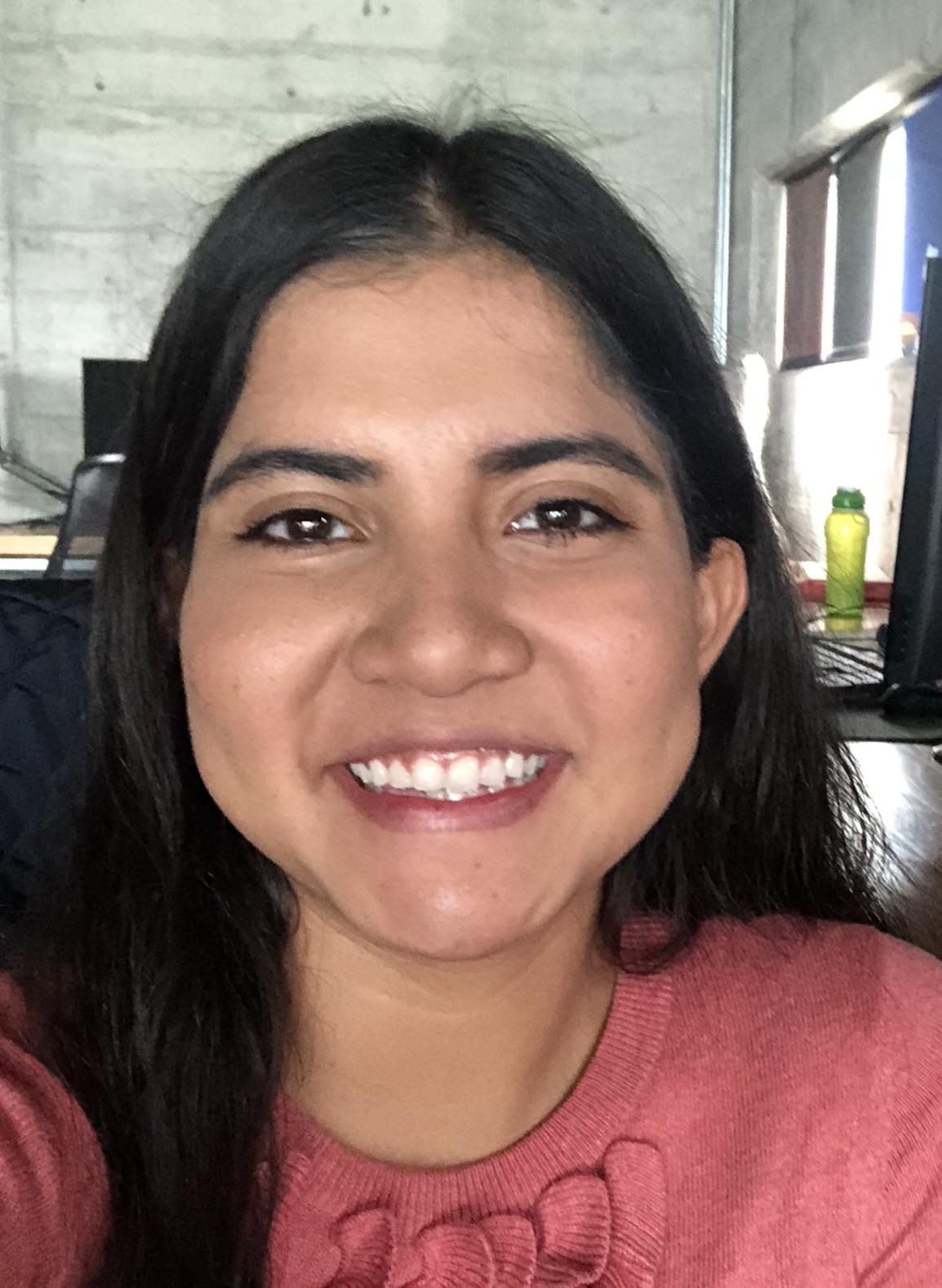 Dulce Natali Gómez Hernández
